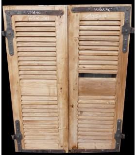 Volets persiennes 105 x 141