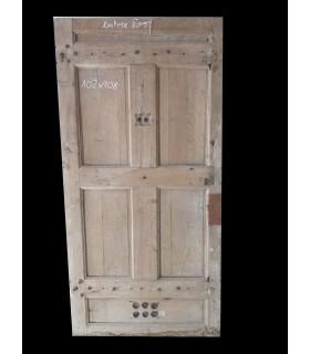 Porte simple Louis XIII 102 x 208