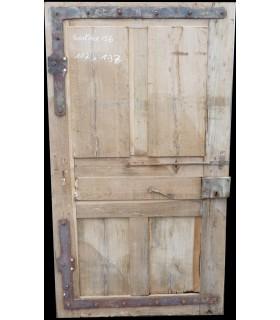 Porte simple 18e 107 x 193