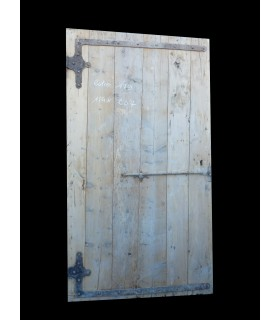 Porte simple Directoire 114 x 207