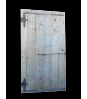 Porte simple Directoire 114 x 207