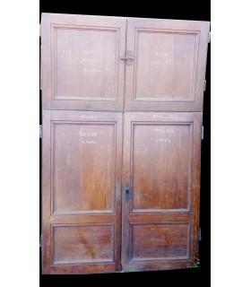 porte de placard 140x220