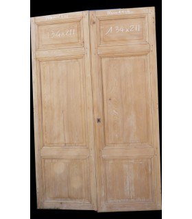 porte de placard 134x211