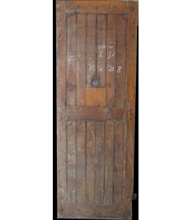 Porte simple 75 x 208