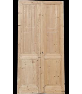 porte de placard 130x258