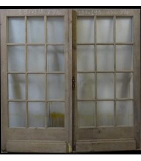 porte vitrée 195x299
