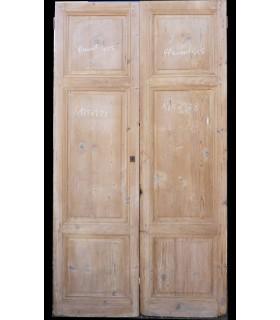 porte de placard 125x228