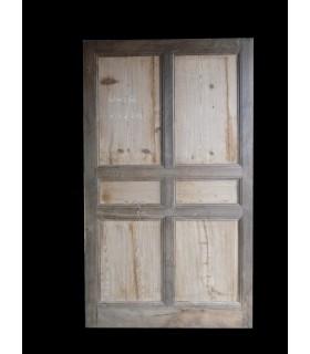 Porte simple 123 x 210