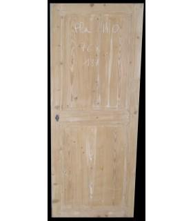 Porte simple 76 x 187