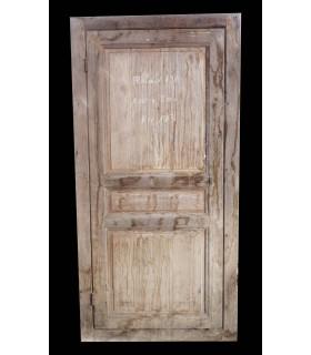 Porte de placard en chêne 100 x 200