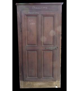 Porte de placard en chêne 100x200