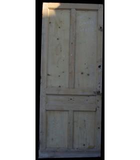 Porte palière 78 x 213