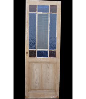 Porte vitrée 83x230