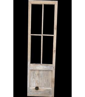 Porte vitrée 64 x 221