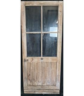 Porte vitrée 89 x 210