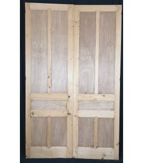 Portes de placard 152 x 248