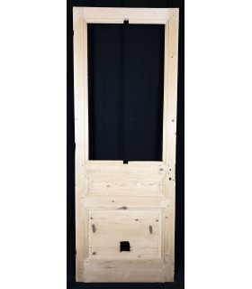 Porte vitrée 82 x 219