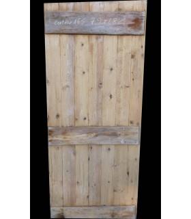 porte de ferme 79 x 182
