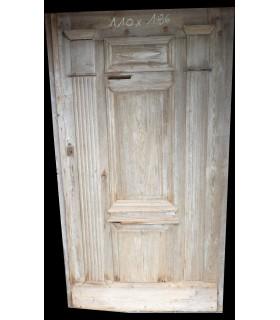 Porte d'entrée drectoire 110 x 196