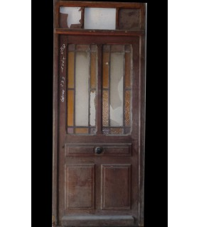 porte en chêne 1920 104x258
