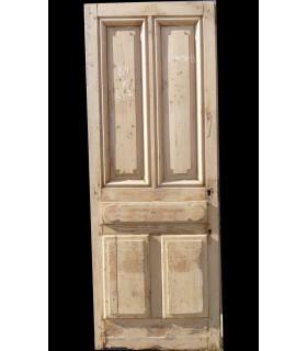 Porte palière en sapin 84 x 217