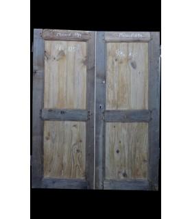 porte de placard 98x125