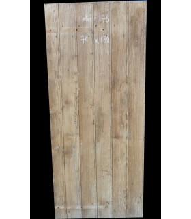 Porte simple 79 x 180